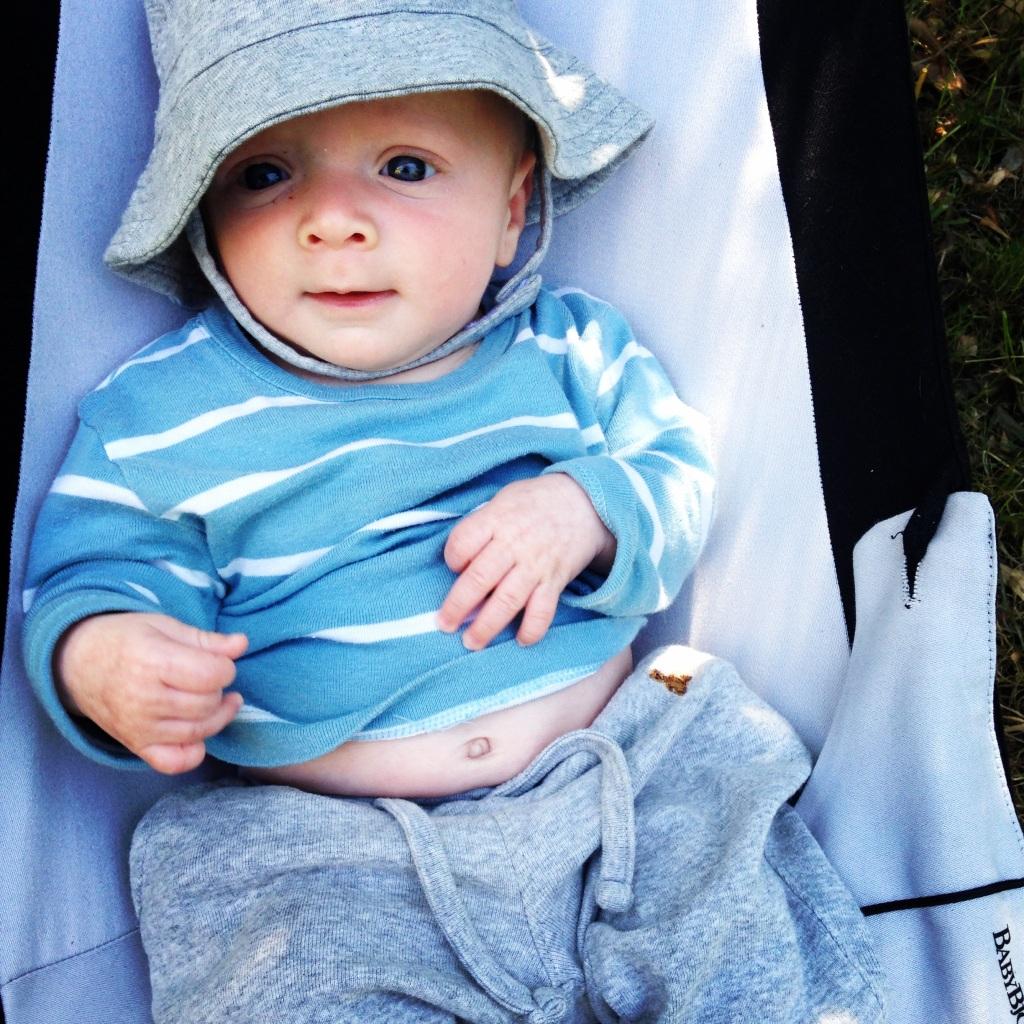 Baby B sun hat