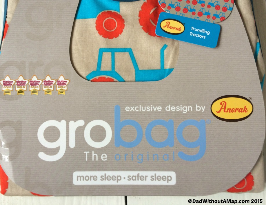Grobag sleeping bag