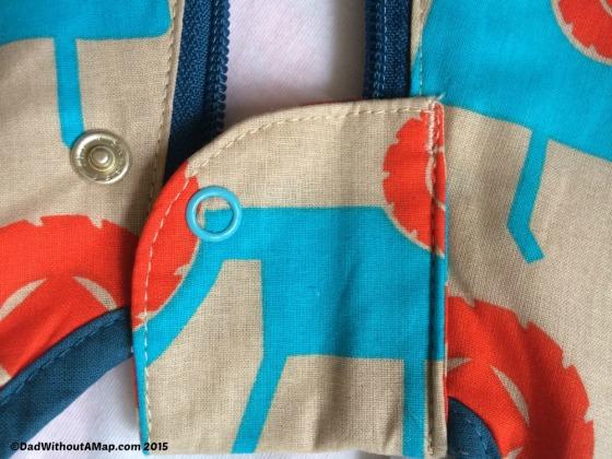 Grobag zip cover