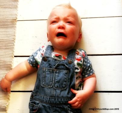 B tantrum