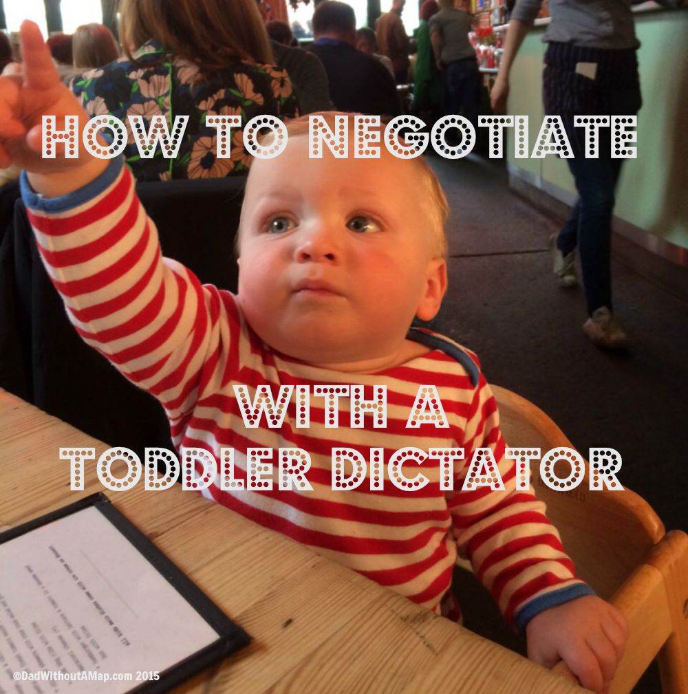 Toddler dictator