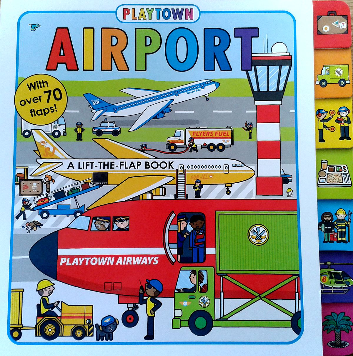 Playtown Airport book cover