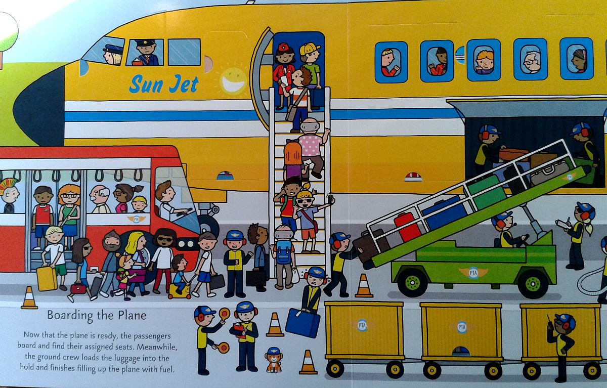 Playtown Airport inside image 2