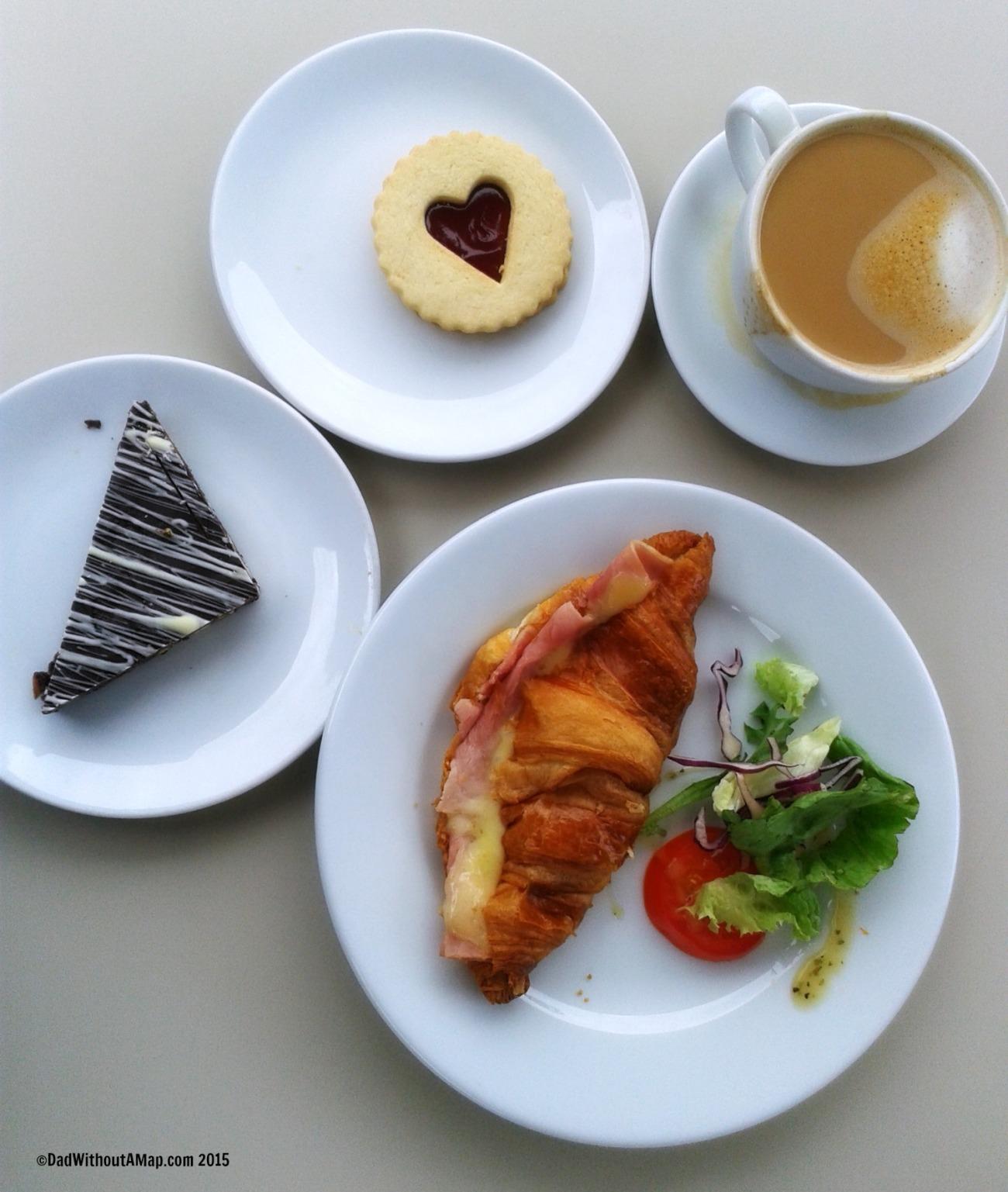 Horniman Museum cafe food