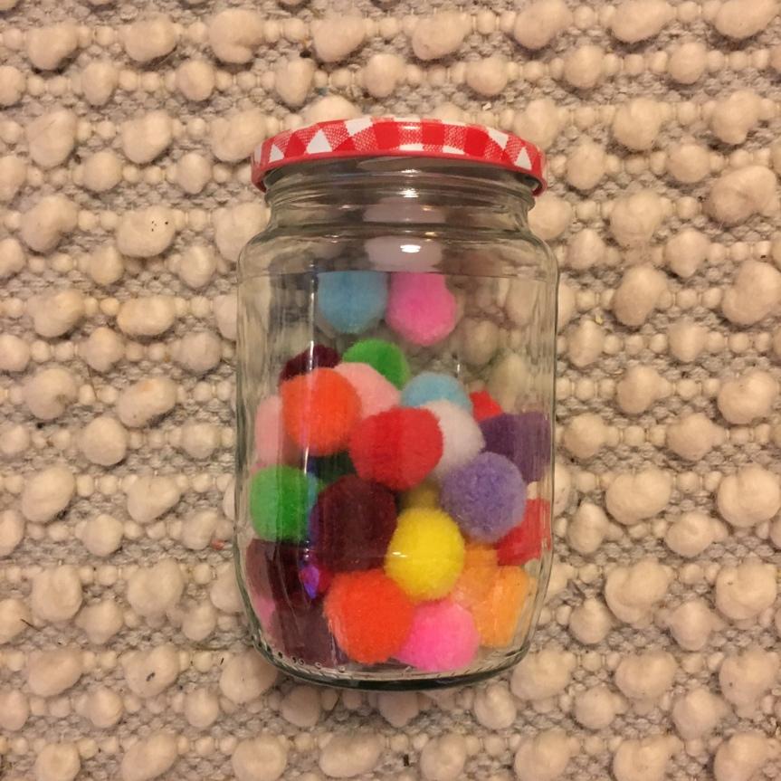 The Pompom Jar